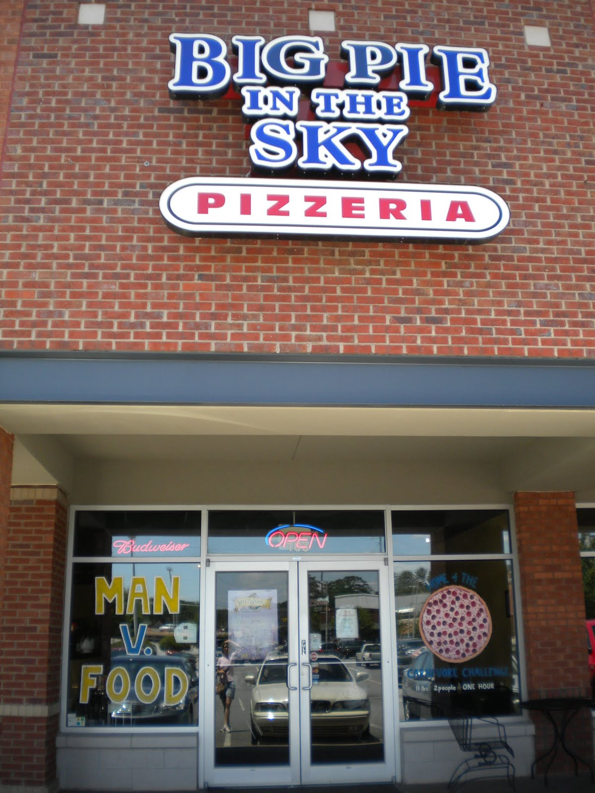 Big Pie In The Sky Pizzeria